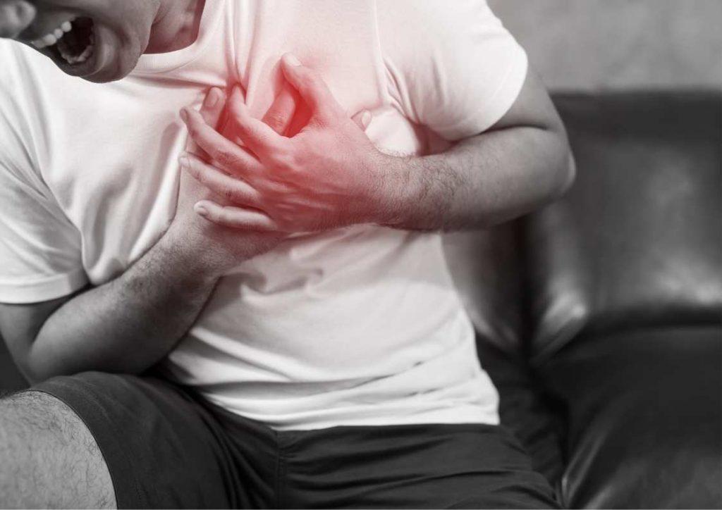 מה הקשר בין עבודה לחוצה למחלות לב